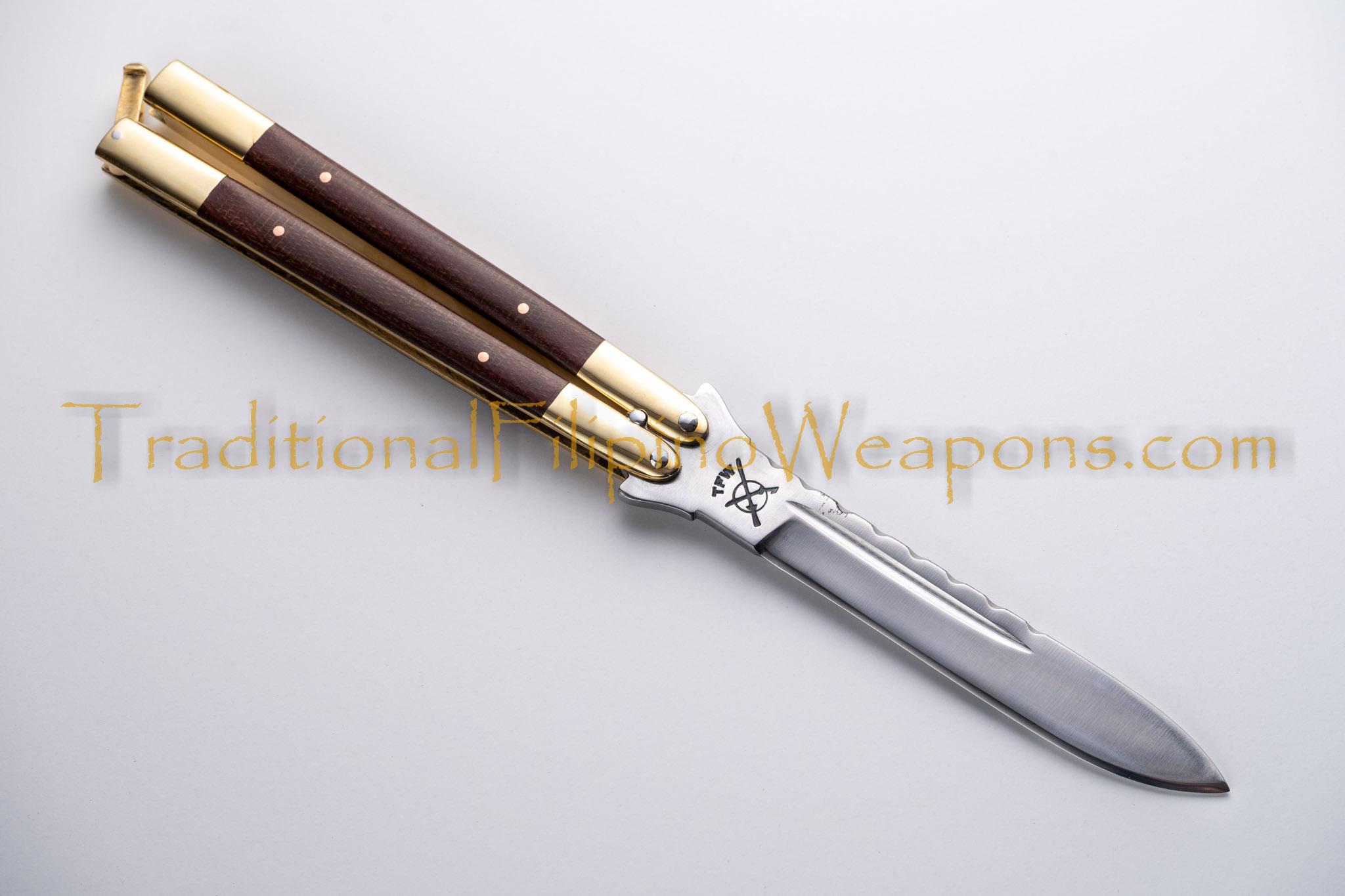 Balisong Knife