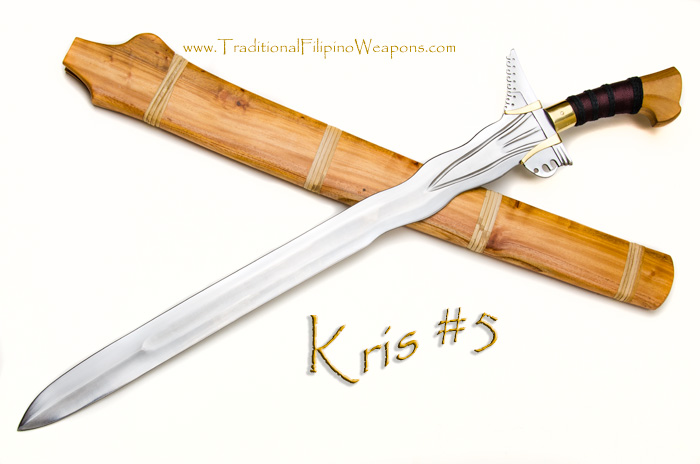 Traditional Filipino Weapons