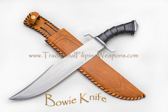 tfw bowie knife traditional filipino weapons