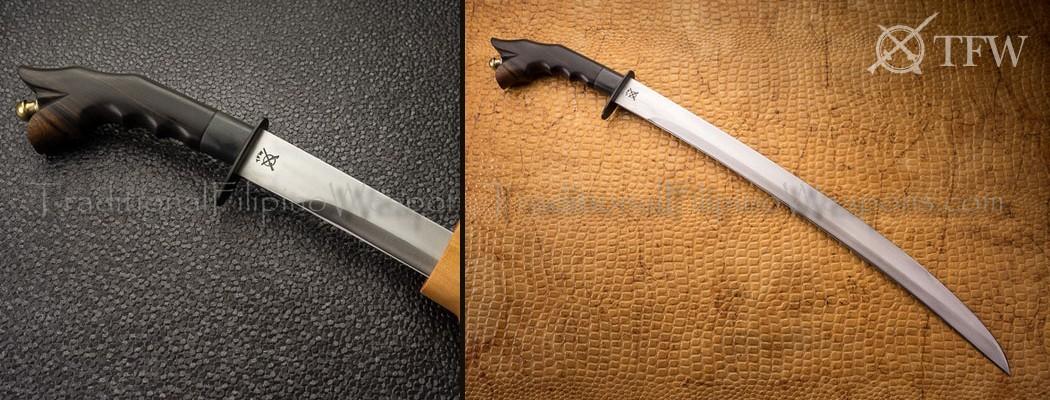 TFW Filipino Ginunting Sword