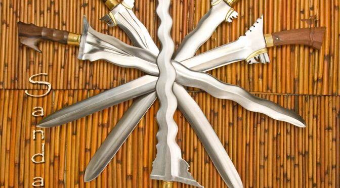 We have the largest Kris Sword Collection in the world. Look on TraditionalFilipinoWeapons.com to see it for yourself.